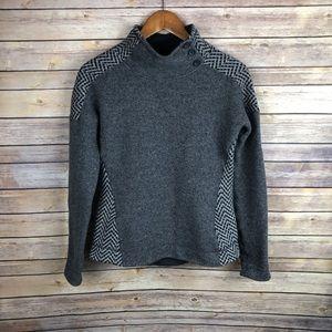 Marmot | Vivian Wool Blend Pullover Sweater XS